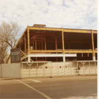 [Construction of Saskatoon Co-op Store]