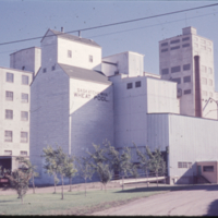 [Saskatchewan Wheat Pool Flour Mill]