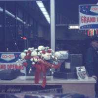 [Grand opening of Co-op service station, Moose Jaw, Saskatchewan]