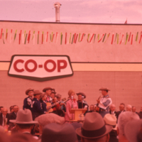 [Co-op grand opening, Moose Jaw]