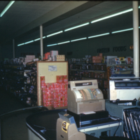 [Interior of Co-op grocery store]