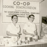 Co-op Cooking Demonstration