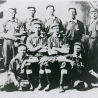 Antelope Lake Baseball Team