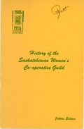 History of the Saskatchewan Women's Co-operative Guild