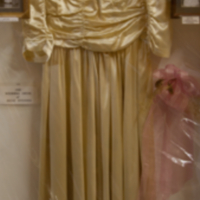 1949 Wedding Dress of Irene Svennes
