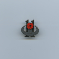 [Royal Canadian Legion pin]