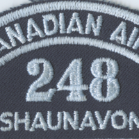 Royal Canadian Air Cadets 248 Shaunavon [badge]