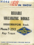 Reliable Vulcanizing Works [matchbook]