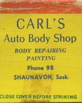 Carl's Auto Body Shop