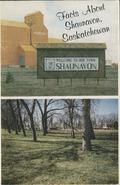 Facts About Shaunavon, Saskatchewan booklet