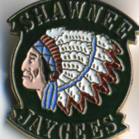 Shawnee Jaycees pin