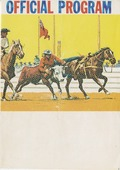 Official Program - Shaunavon Jubilee Rodeo - Wednesday July 17th 1963