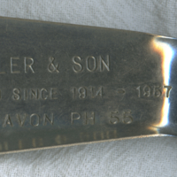 Nadler & Son [pocket shoehorn]