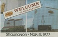 Welcome to Your Elevator - Shaunavon - Nov. 4, 1977