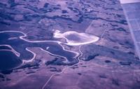 Alkali Lakes near Leask, Sask.