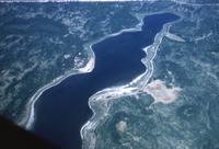 Air View Duck Lake at 5,000 Ft