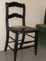 Gabriel Dumont's chair