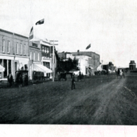 Grand Avenue, Indian Head, Sask.