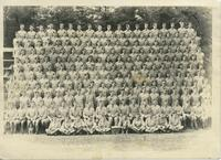 Group Portrait of 67th Light Infantry Rosetown