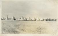 67th Light Infantry Tent City