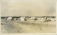 Military Tents of 67th Light Infantry