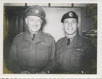 Two Military Men