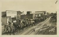 Procession Decoration Day Rosetown