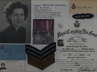 Sergeant Woulds Marion Helon