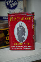 Prince Albert Crimp Cut Pipe and Cigarette Tobacco