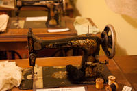 Treadle Singer sewing machine