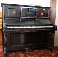 Morley Et Andre upright piano