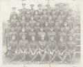 "No. 6 Platoon 128th Battalion ""Moose Jaw's Own"" Camp Hughes, 1916."