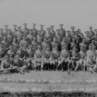 Canadian Small Arms (Branch) School. Sarcee Camp, July 1929