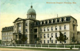 Misericordia Hospital, Winnipeg, Man.