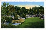 16:-Flower garden, Assiniboine Park, Winnipeg, Manitoba