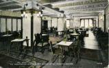 """""""Tea Room"""" """"The Marlborough, Winnipeg's new Leading Hotel"""" Winnipeg, Manitoba"""