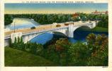11: - The Maryland Bridge over the Assiniboine River, Winnipeg, Manitoba