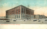 Royal Alexandra C.P.R. Hotel, Winnipeg