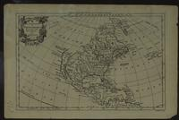 An Accurate Map of North America Drawn from the Sieur Robert, with Improvements.