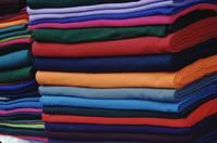 [Market] - close-ups of textiles