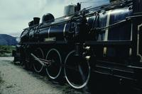 Steam locomotive (The Kingston Flyer)