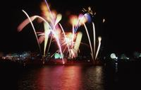 Fireworks at Expo '86