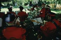 Band in park