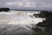 Surf at Wickaninnish Bay
