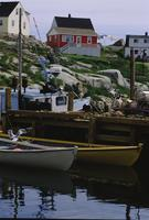 Scenes of Peggy's Cove