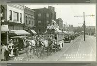 Traveller's Parade, Moose Jaw