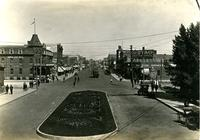 Main Street from C.P.R. Depot