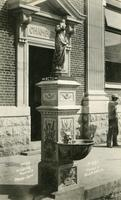 W.C.T.U. Drinking Fountain, Moose Jaw