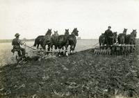 Ploughing and Discing