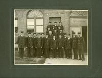 Moose Jaw Fire Brigade Staff